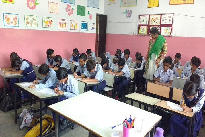 Government High School-Class Room