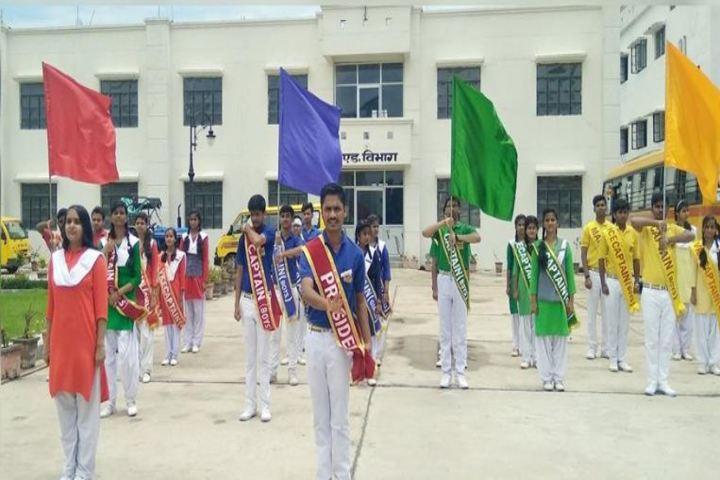 Siddharth Public School-Investiture Ceremony