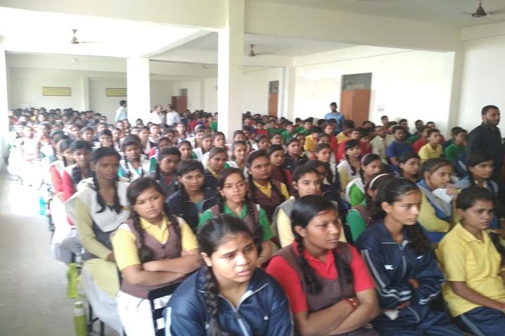 Siddharth Public School-Workshop