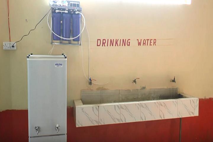 Siddhi Vinayak Public School-Drinking Water