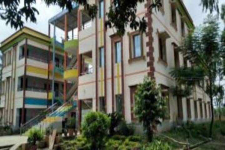 Silver Oak Public School-Campus