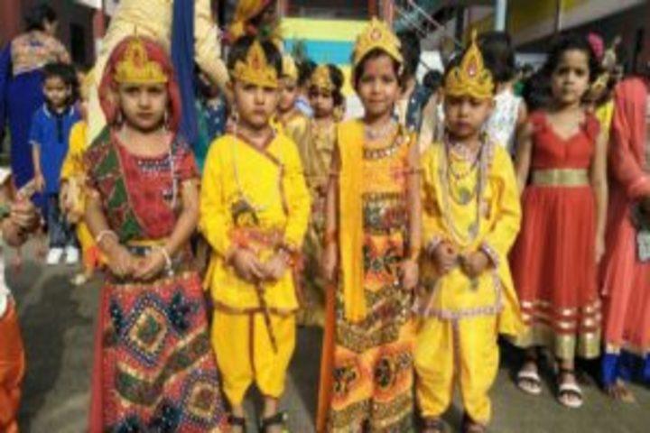Silver Oak Public School-Janmastami Celebrations