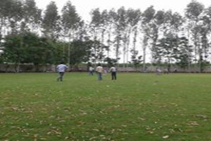 Silver Oak Public School-Play Ground