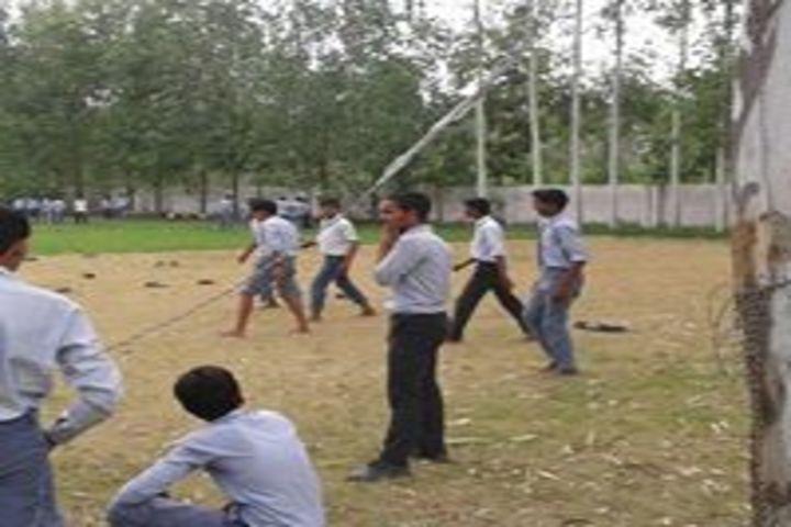 Silver Oak Public School-Sports