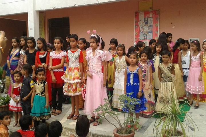 Silver Oak Public School-Childrens Day