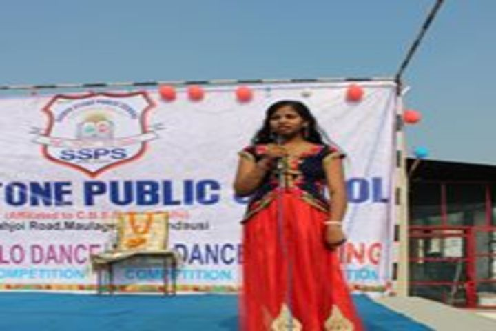 Silver Stone Public School-Singing Competition