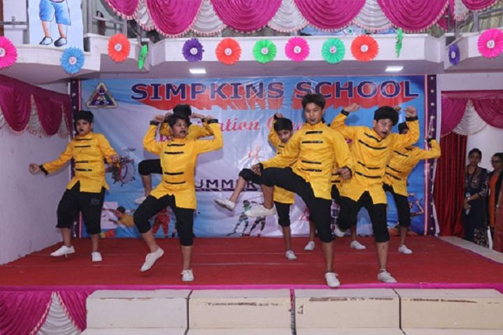Simpkins School-Dance