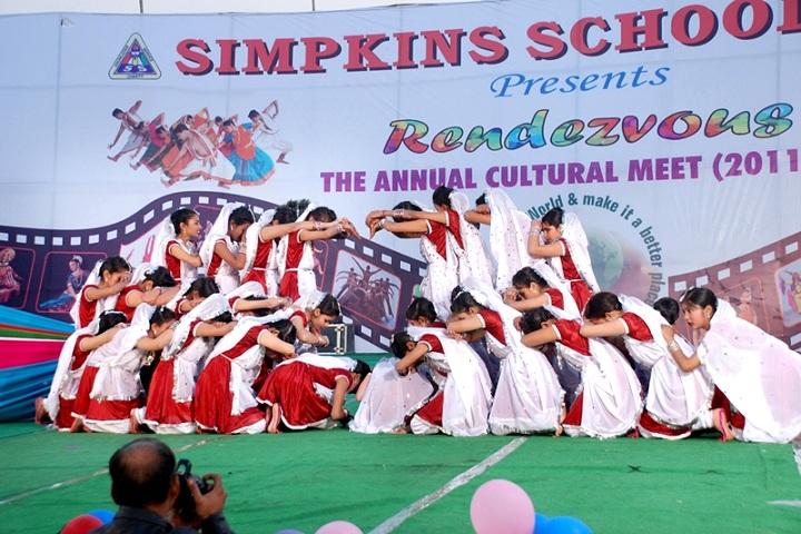 Simpkins School-Event