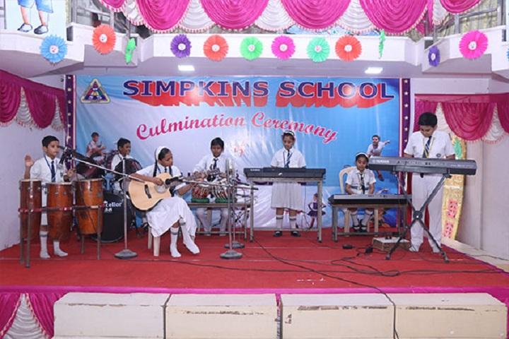 Simpkins School-Music