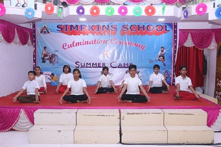 Simpkins School-Yoga