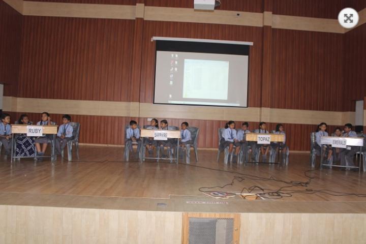 Singhania Educational Institute-Quiz