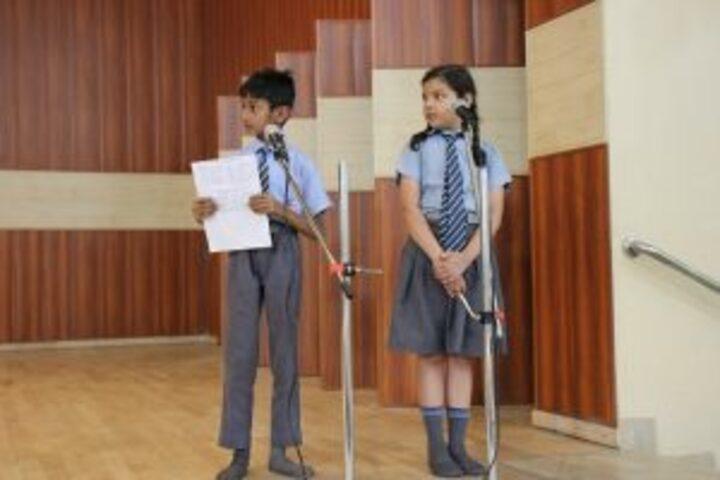 Singhania Educational Institute-Story Telling