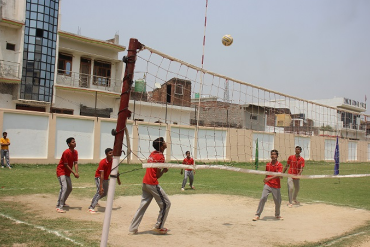 Singhania Educational Institute-Volly Ball Competition