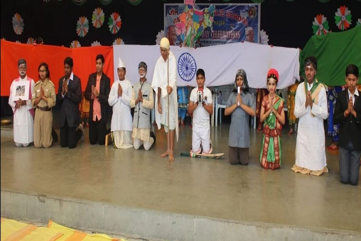Gmr Varalakshmi Dav Public School-Fancy Dress