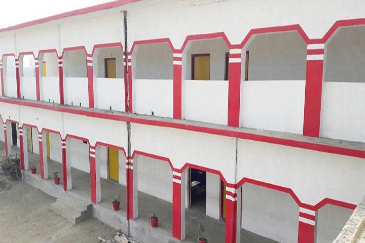 Sir b b public school-School Corridors