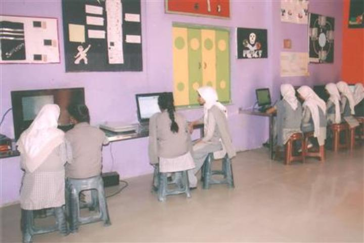 Sir Bilal Convent School-Computer Lab