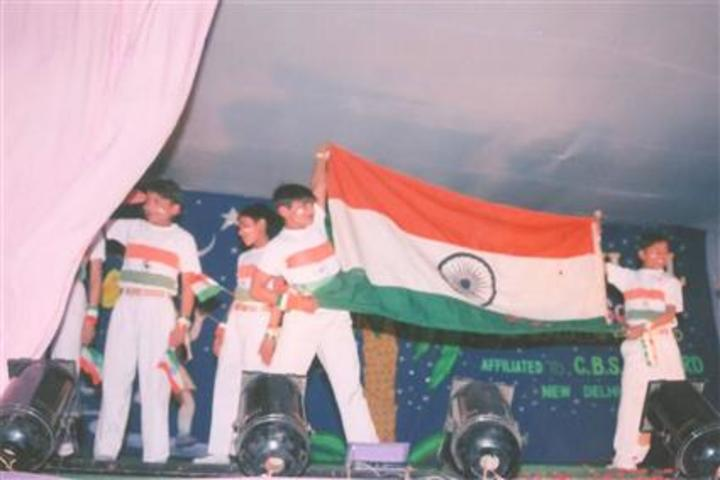 Sir Bilal Convent School-Independence Day