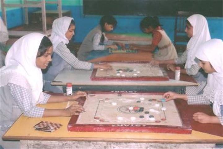 Sir Bilal Convent School-Indoor Games