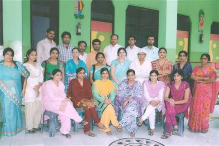 Sir Bilal Convent School-Staff