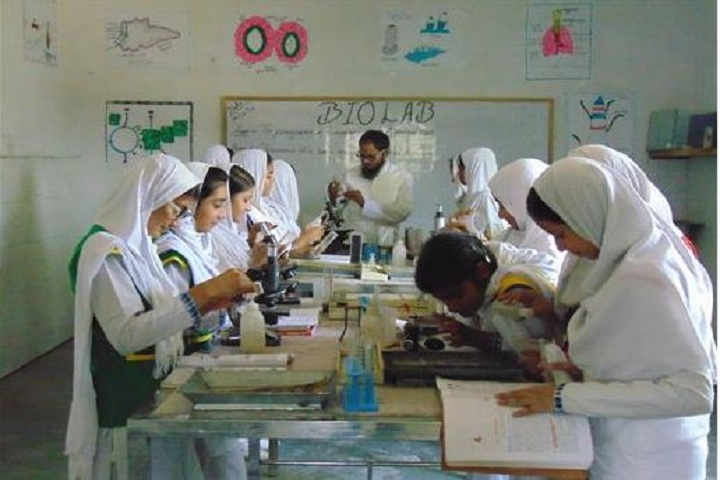 Sir Bilal Convent School-Biology Lab