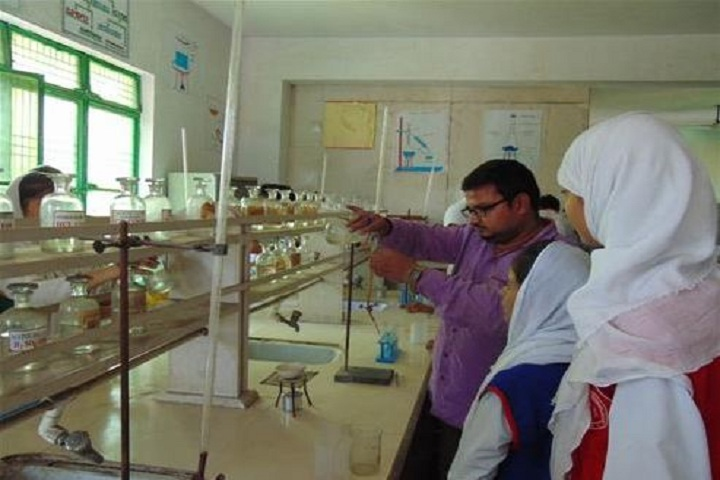Sir Bilal Convent School-Chemistry Lab