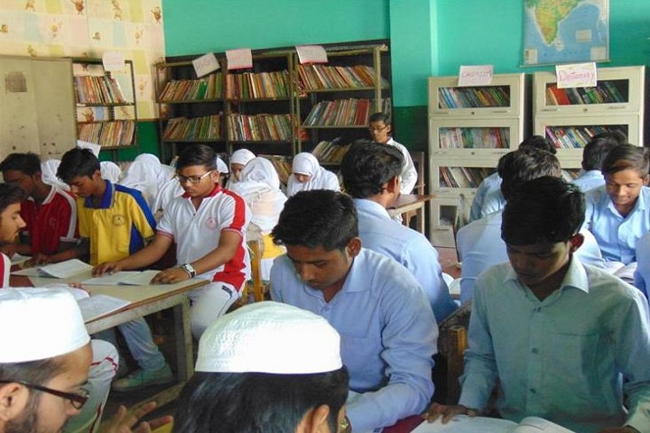Sir Bilal Convent School-Library