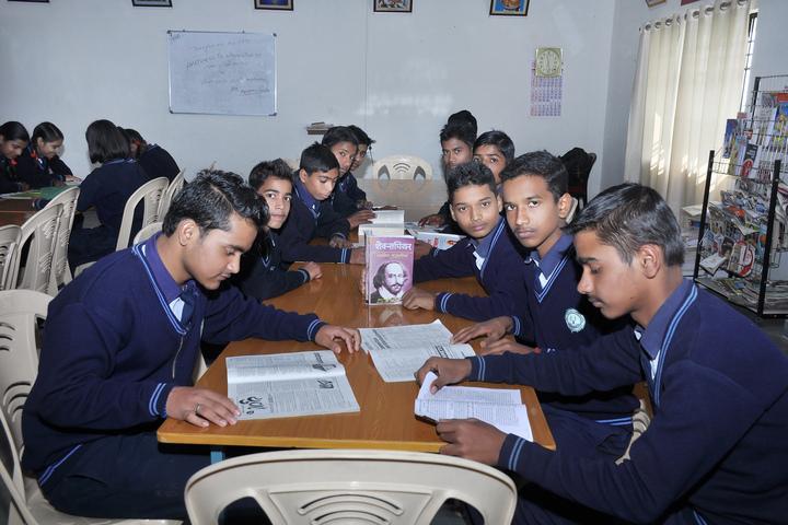 SJP International School-Library