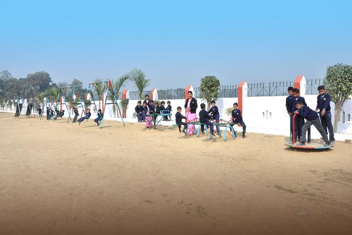 SJP International School-Play Ground