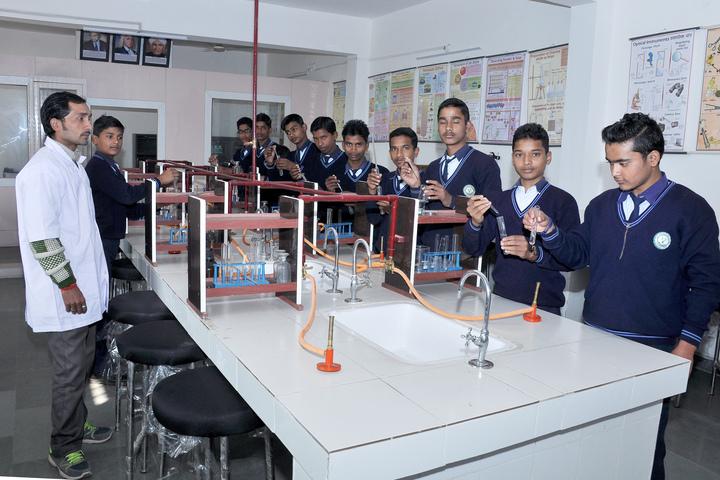 SJP International School-Chemistry Lab