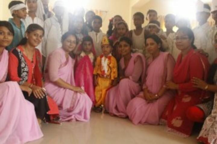 SJP International School-Janamastami Celebrations