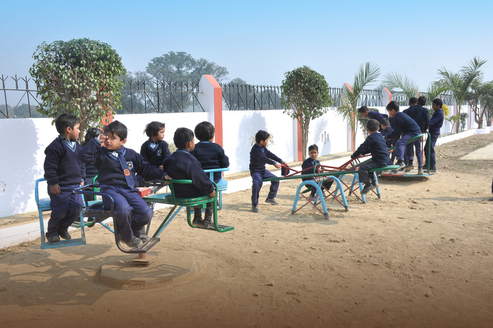 SJP International School-Play Area