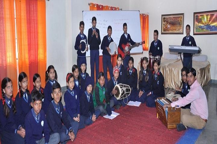 Sjp International School-Music Class