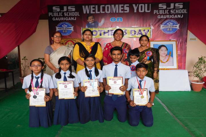 S J S Public School-Achievement