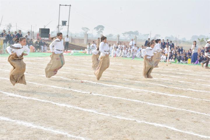 S J S Public School-Sports