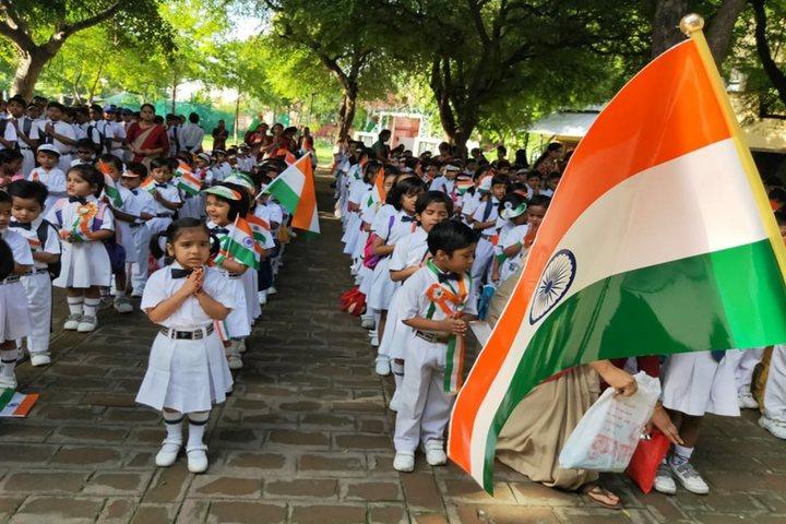 SJS Public School-Republic Day