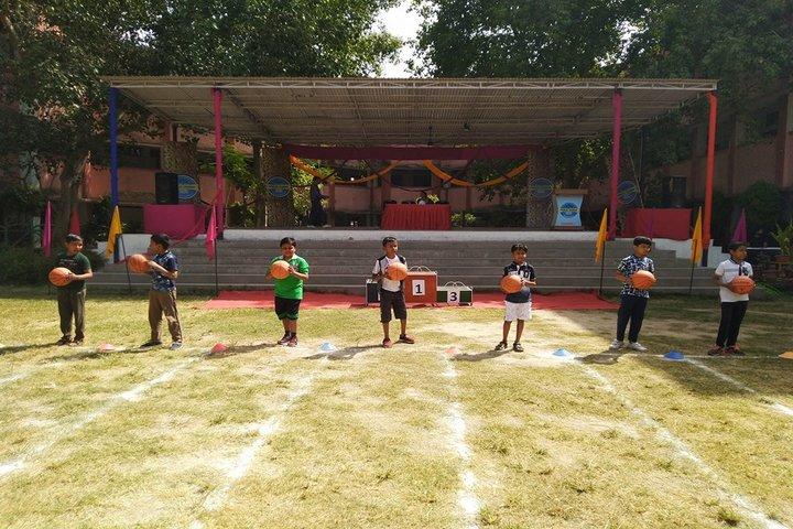SJS Public School-Sports Day