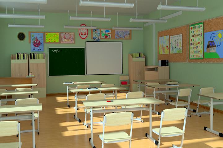 SJS Public School-Classroom