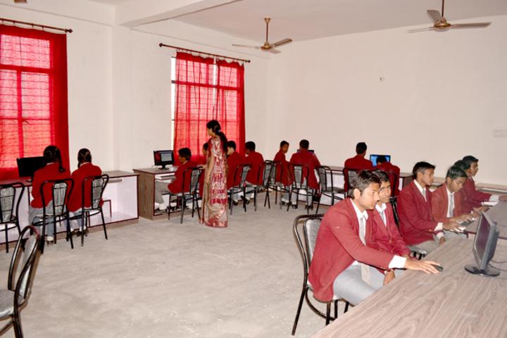Skomiya Academy-Computer Lab