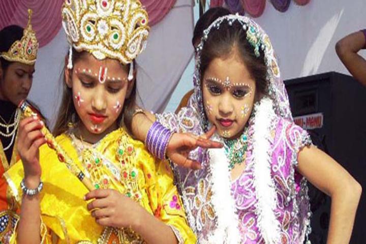 Skomiya Academy-Janamastami Celebrations