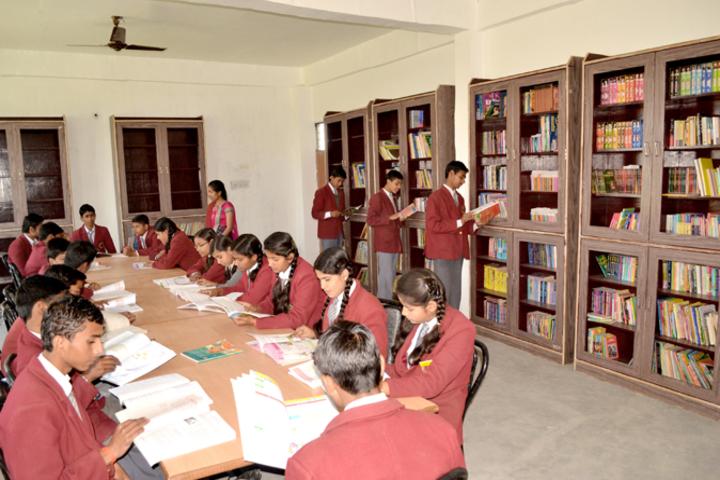 Skomiya Academy-Library