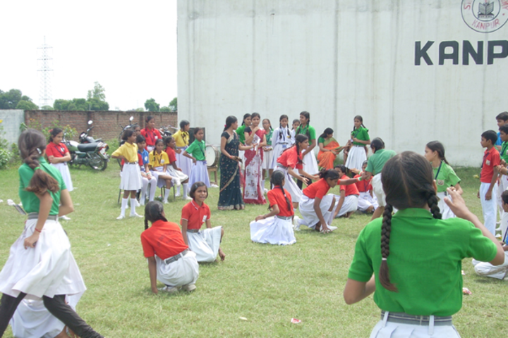 Skomiya Academy-Sports Day