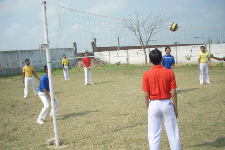 Skomiya Academy-Vollyball Court