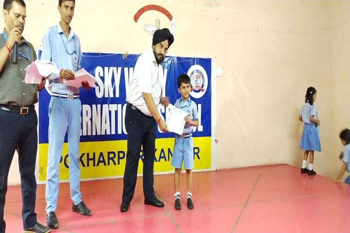 Sky Valley International School-Achievement