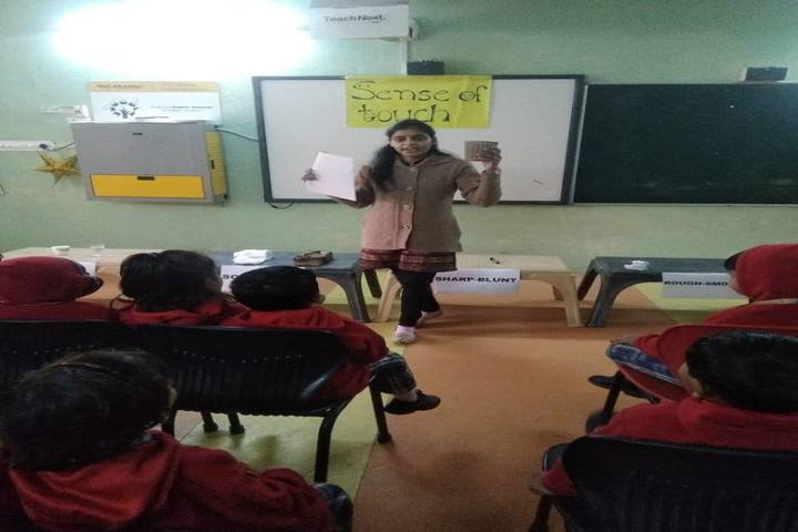 Sky Valley International School-Activity