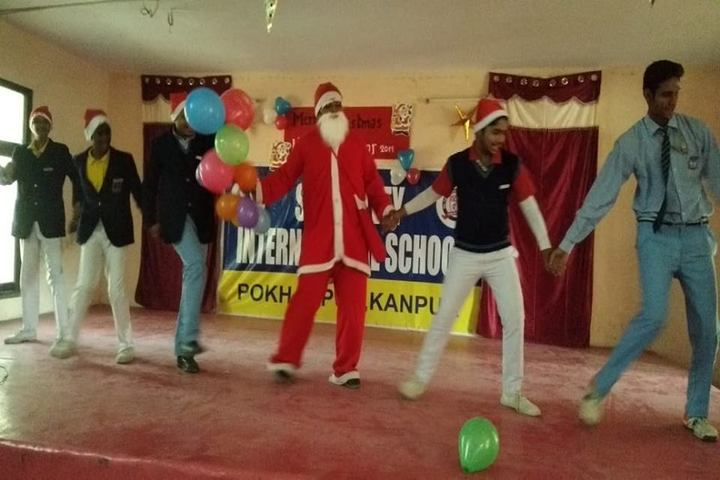 Sky Valley International School-Christmas Day