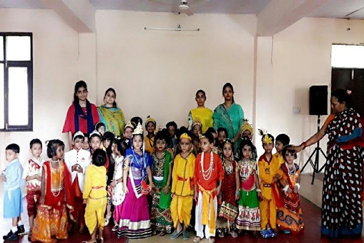 Sky Valley International School-Janmasthami Celebrations