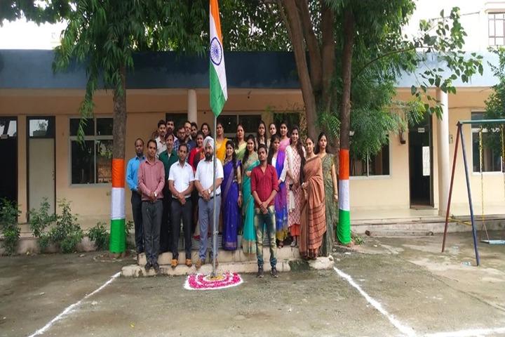 Sky Valley International School-Republic Day