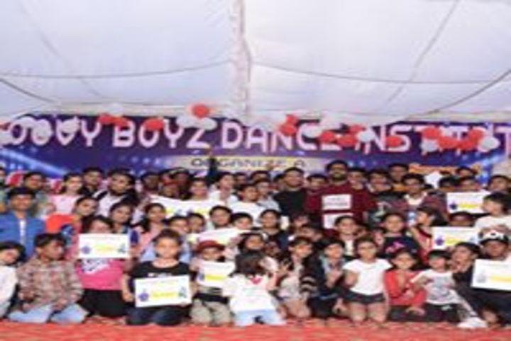 Smart Indian Model School-Dance Work Shop
