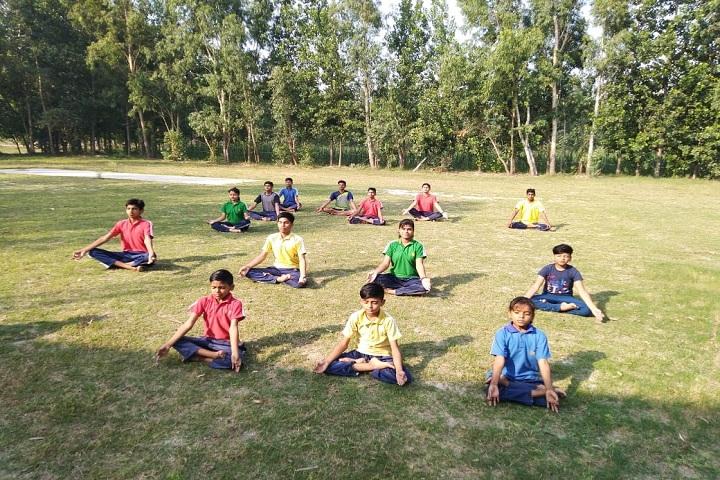 Smart Indian Model School-Yoga
