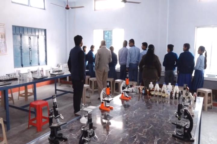 Smt Banni Devi Senior Secondary School-Biology Lab